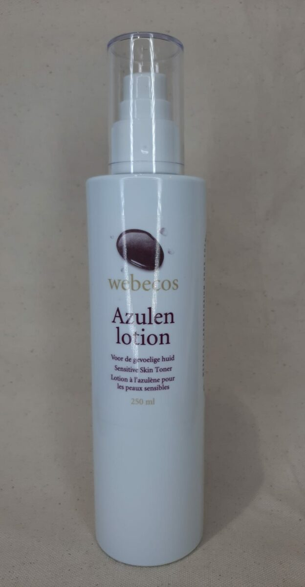 Azulen lotion Webecos 250ml