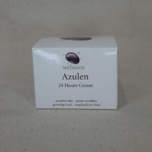 Azulen 24 hours cream Webecos 50ml