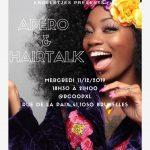 Apéro et HairTalk by Krolletjes