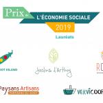 RCOOP est nominé au Prix de l'Economie Sociale 2019