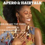 Apéro et HairTalk by Krolletjes 15/01 18:30-21:30