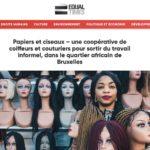 Article sur Equal Times