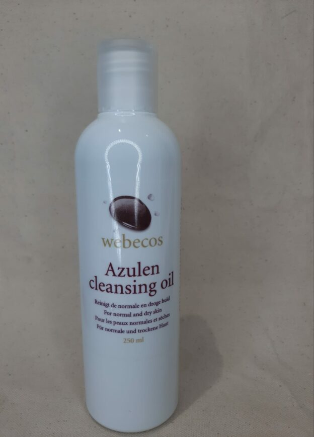 Azulen cleansing oil Webecos 250ml