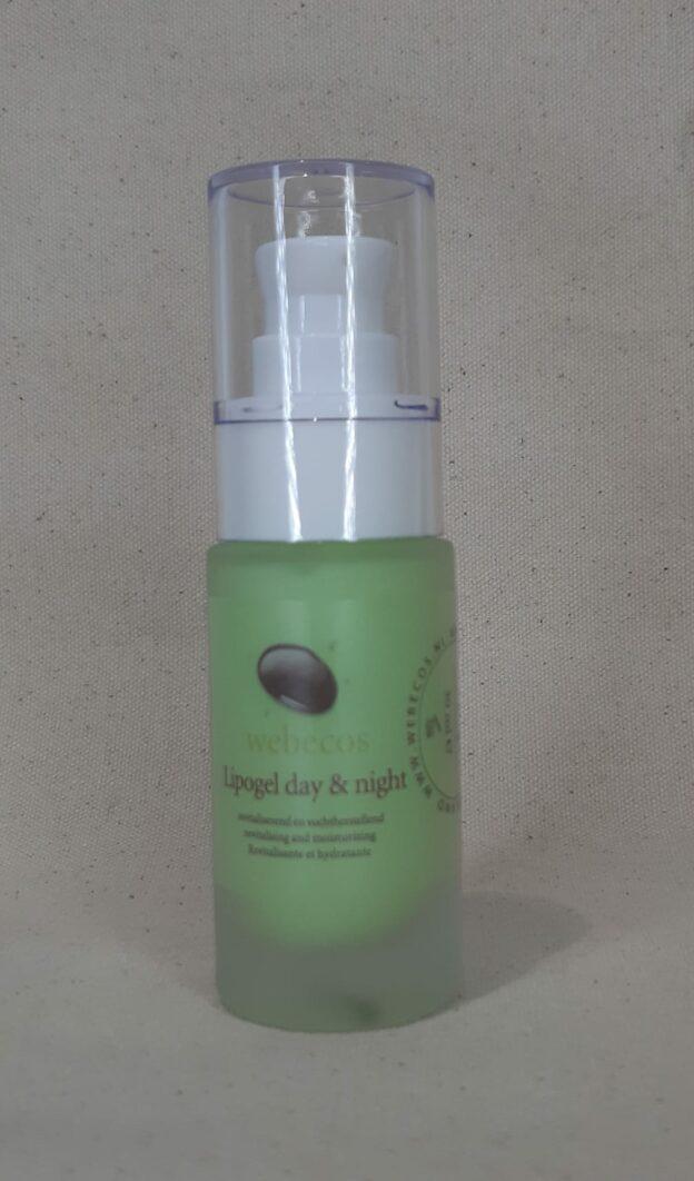 Lipogel day & night Webecos 30ml