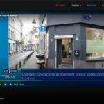 """Interview La 1ère """"Le marché matinal"""""""